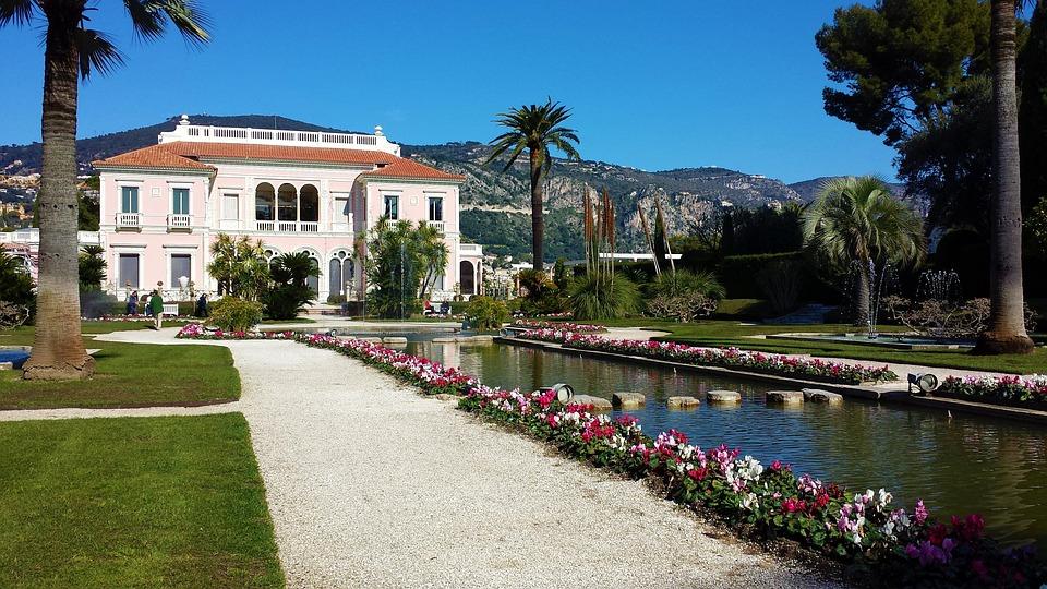 Villa Ephrussi De Rothschild - Free photo on Pixabay