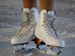 skates, figure skating