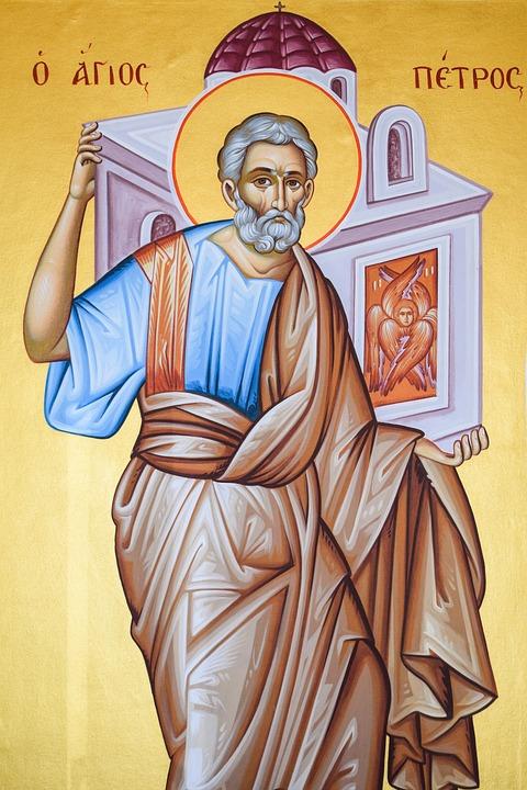 St Peter Aziz Resimleme Pixabayde ücretsiz Resim