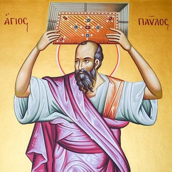 St Paul, Saint, Iconography, Painting