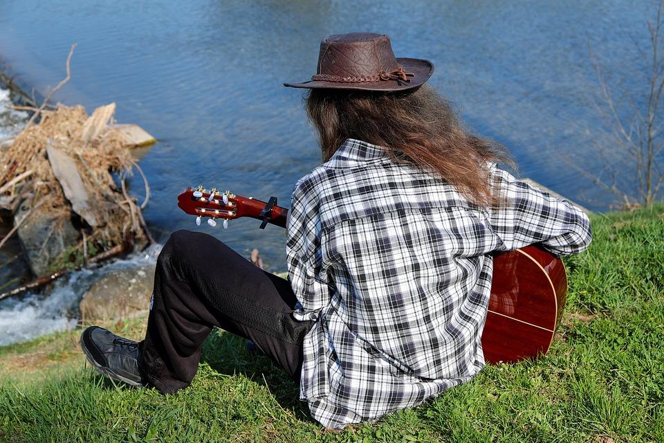 Guitar Player, Musician, Instrument