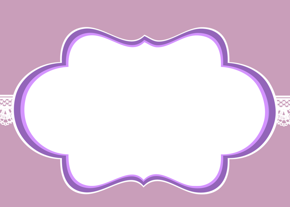 Tag Lilac Violet Lace