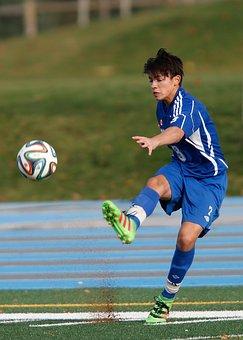 Sport, Soccer, Athlete, Player, Football