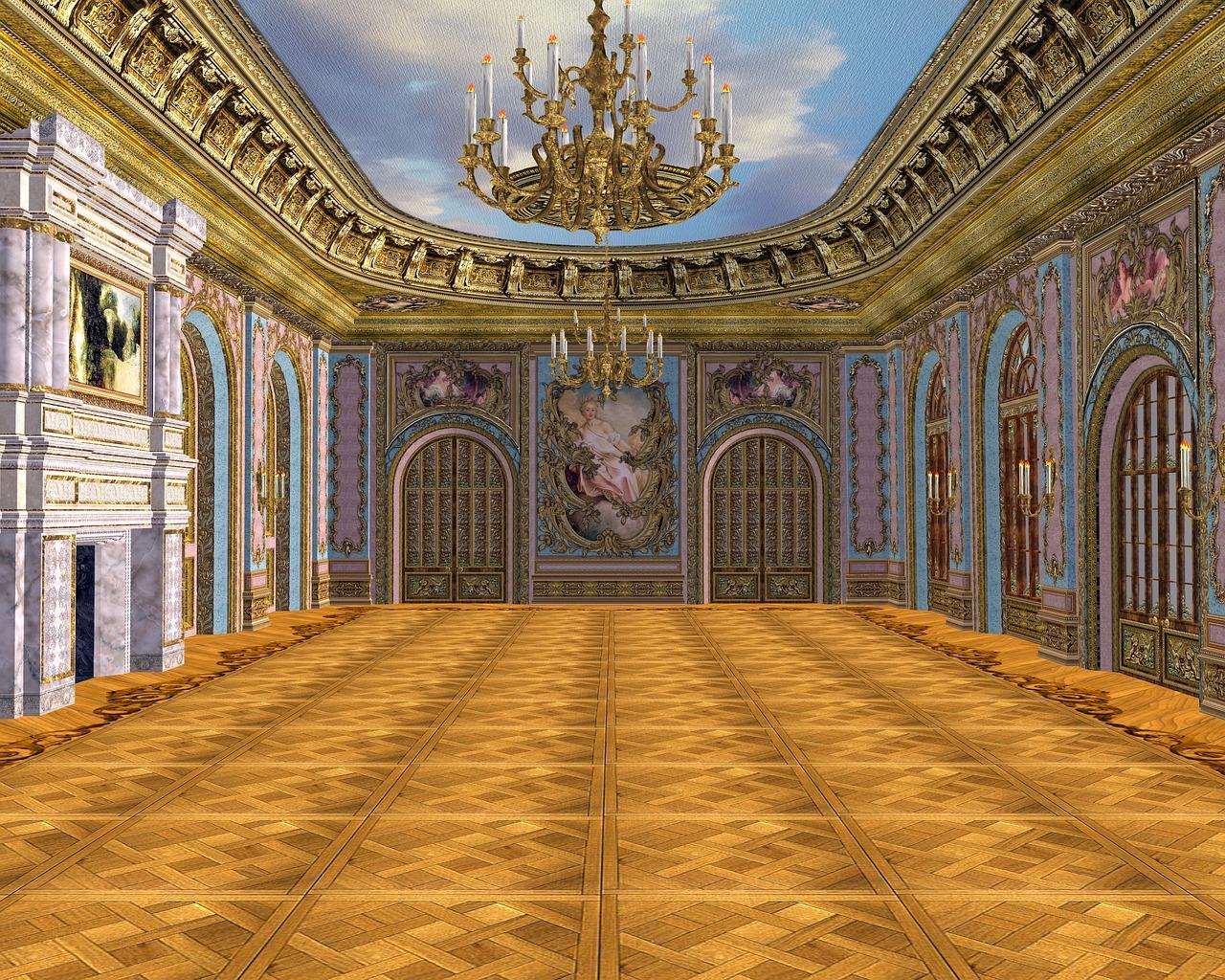 Зал для бала картинки рисунки запросу