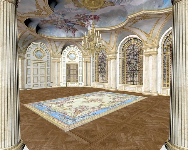 Ballroom Elegant Royal 183 Free Image On Pixabay