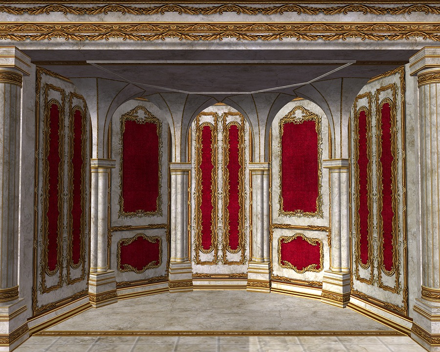 Royal Room Ornate Throne 183 Free Image On Pixabay