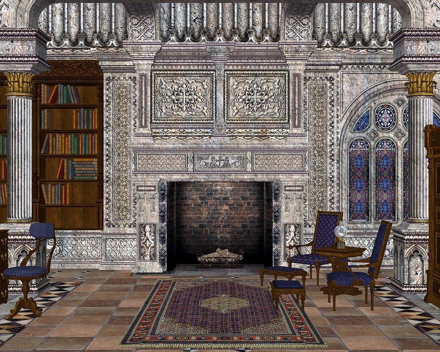 De Bibliotheek Kamer : Bibliotheek grand kamer boeken · gratis afbeelding op pixabay