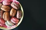 makaroniki, deser, słodycze
