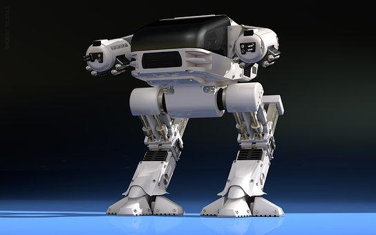Robot, Machine, Technologie