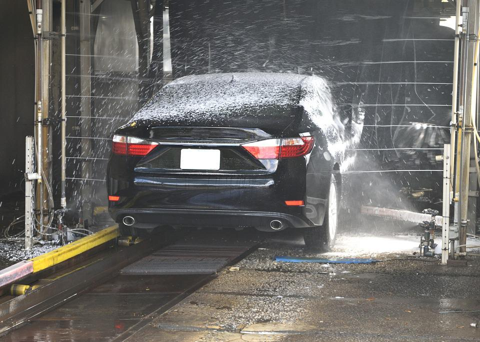 auto wassen Apeldoorn