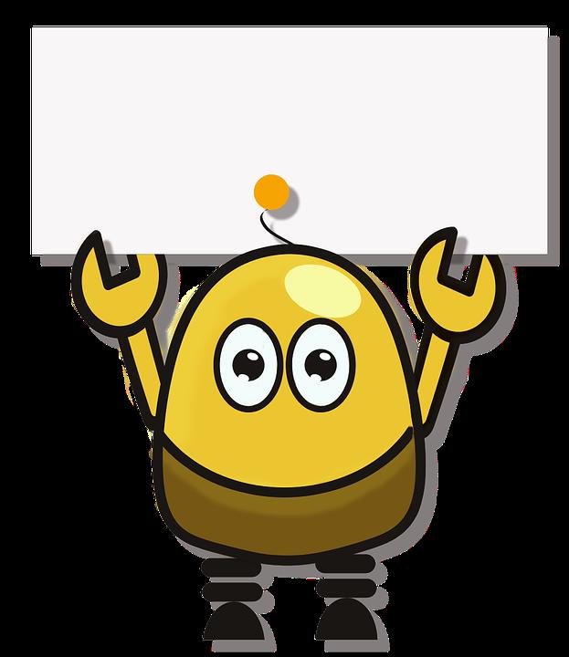 Robot Affiche Enfant · Image gratuite sur Pixabay