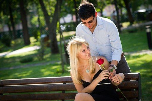 Çift, Genç Çift, Aşk, Romantizm