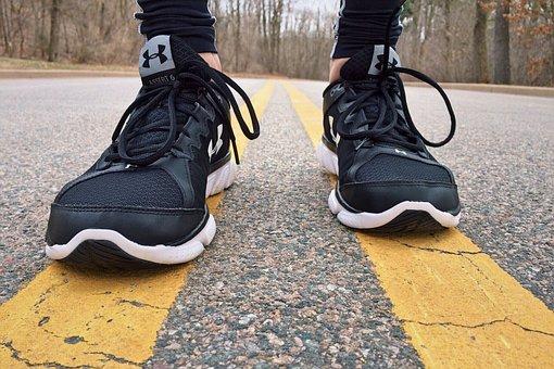 Run, Workout, Fitness, Training