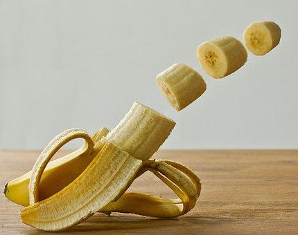 Banana Fruit Manipulation Studio Yellow He