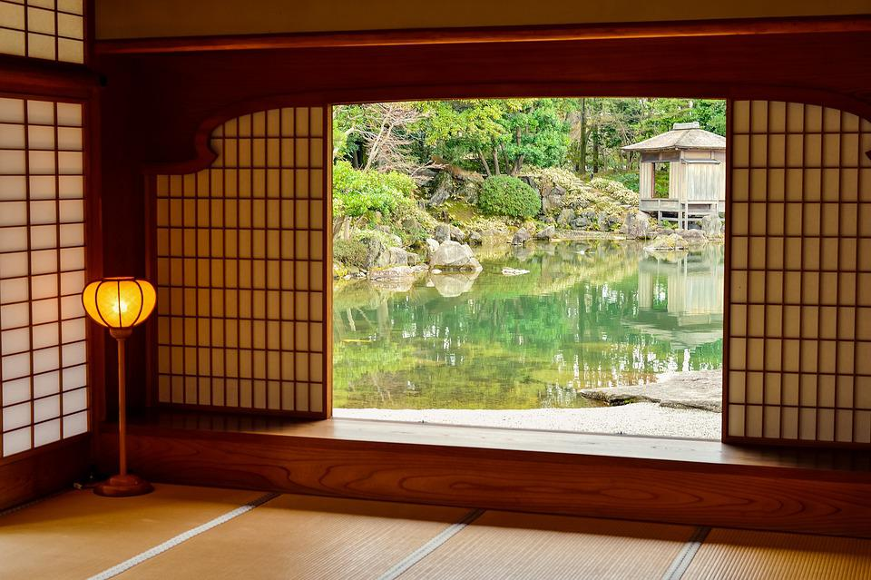 Free photo landscape japan japan house free image on for Japanse stijl interieur