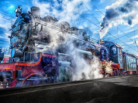9,000+ Free Train & Railway Images - Pixabay