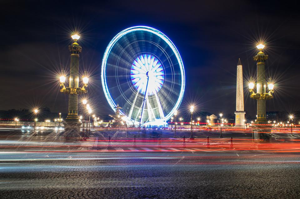 Paris France Night 183 Free Photo On Pixabay