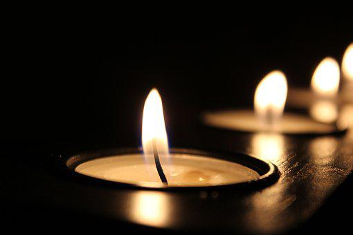 Candles, Flames, Candlelights