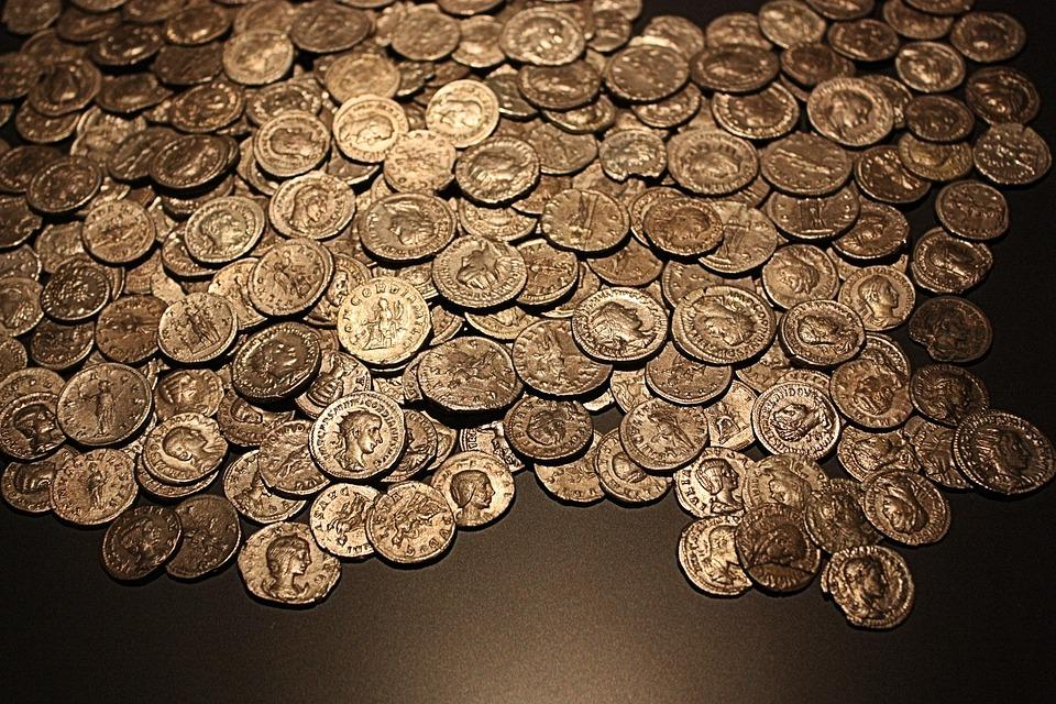Coins Old Roman Gold - Free photo on Pixabay
