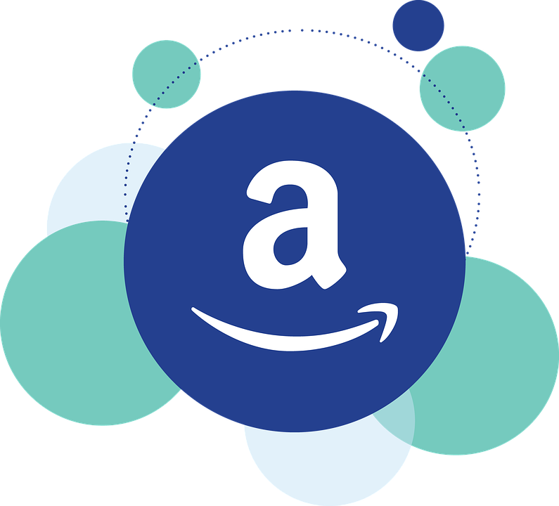 Amazon, Icon, App, Symbol, Button, Sign, Web, Internet