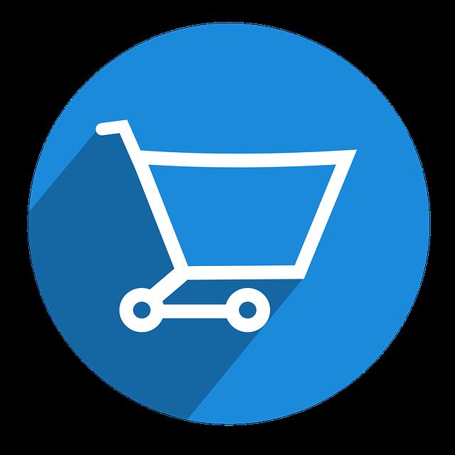 Icons Trading Error Log: Shopping Icon · Free Image On Pixabay