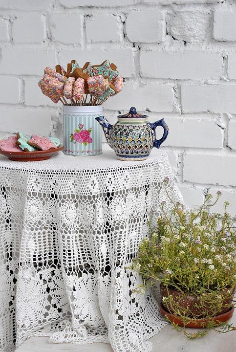 Shabby Chic Lebkuchen Farb-Айсинг · Kostenloses Foto auf Pixabay