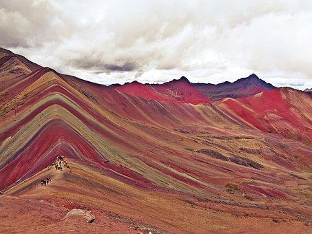 Vinicunca, Montaña de los 7 colores