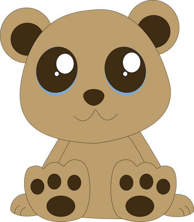 Bear teddy free image on pixabay bear teddy teddy bear bear drawing caricature altavistaventures Image collections