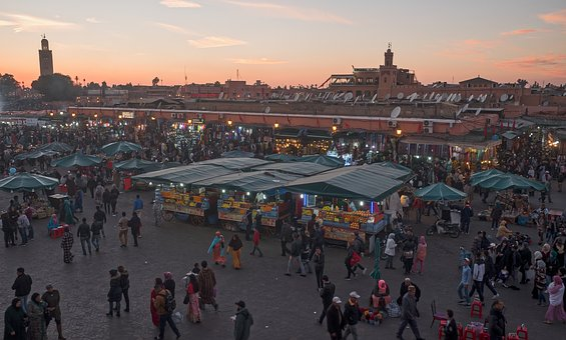 Marrakech, Morocco, Oriental