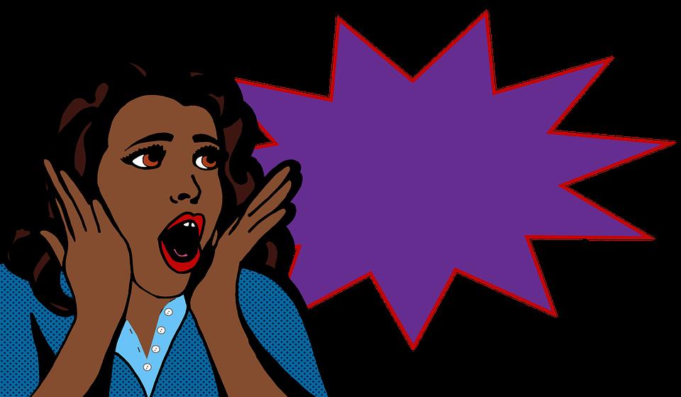 pop art exclamation exclaim free image on pixabay