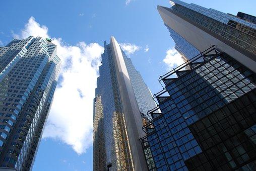 アーキテクチャ, 建物, ビジネス, 市, 建設, 現代, ダウンタウン, 外観