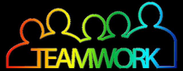 Teamwork Team Personal · Free image on Pixabay