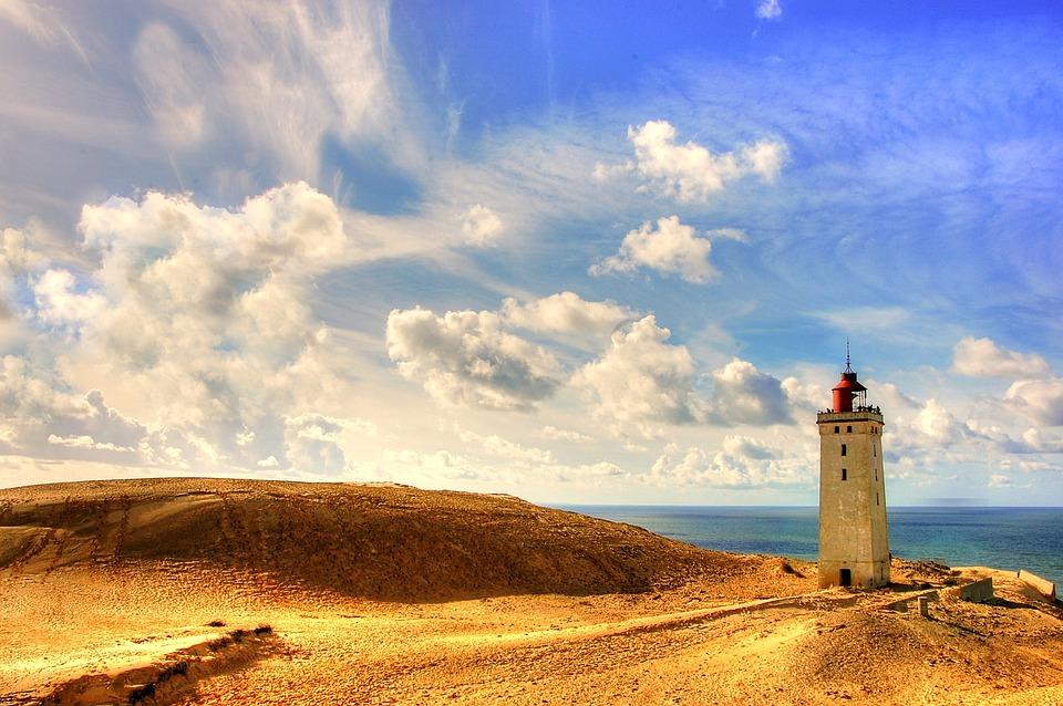 Leuchtturm, Meer