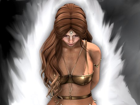 Submission, Beauty, Gor, Second Life