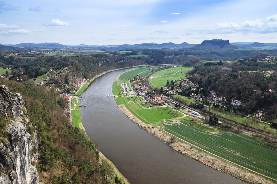 Free Photo Elbe River Free Image On Pixabay - Elbe river