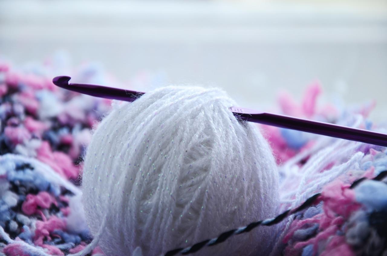вязания из пряжи с картинками