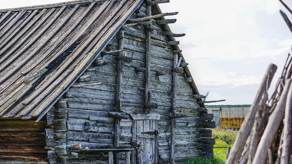 Villaggio Casa Russia Foto Gratis Su Pixabay