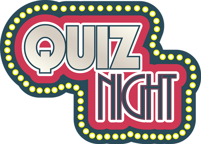 free clipart quiz night - photo #14