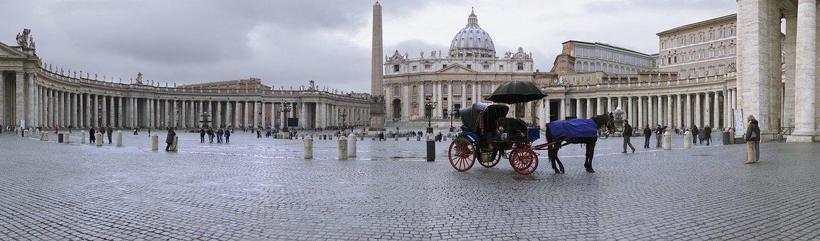 Italien, Rom, Vatikan, Kirche