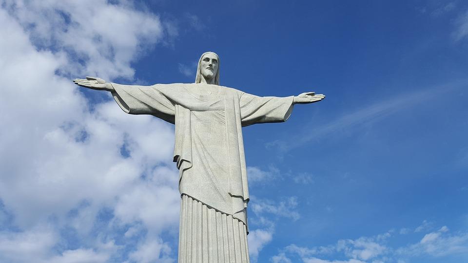 Cristo Redentor Estatua · Foto Gratuita No Pixabay