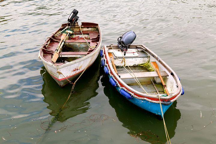 Виды лодок в картинках