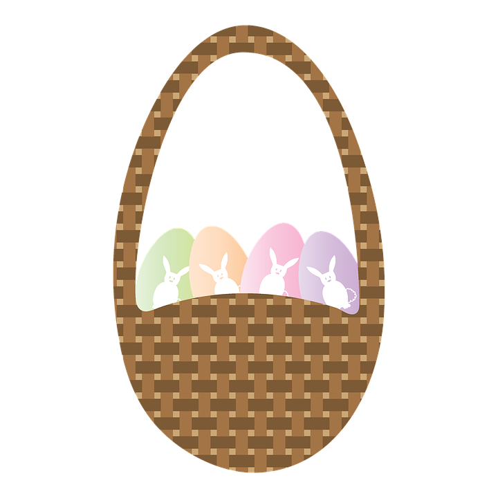 Easter Basket Egg Holiday Spring