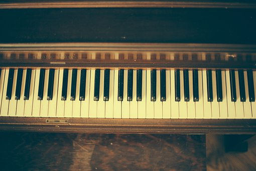 Piano, Music, Instruments, Sound, Keys