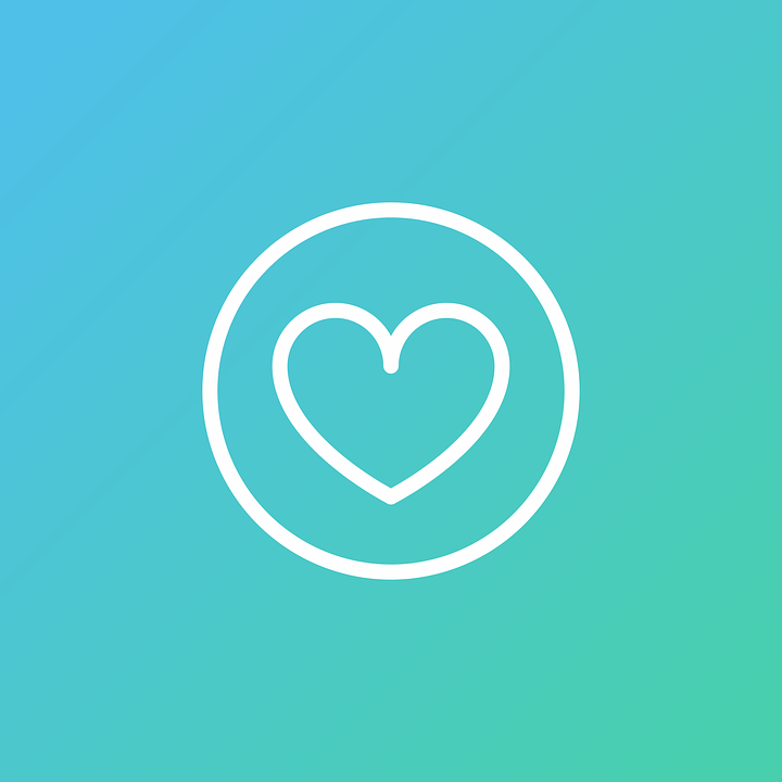 Love Heart Icon Free Vector Graphic On Pixabay