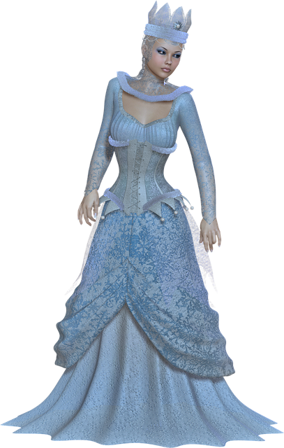 Snow Queen Maiden 183 Free Image On Pixabay