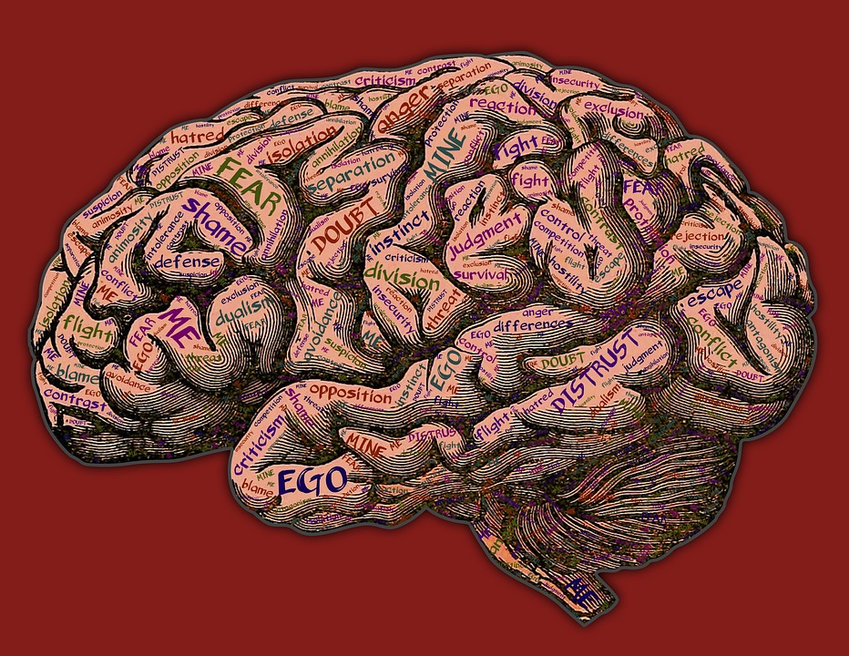 Geist, Denkweise, Konflikt, Leiden, Me, Mir, Mich, Ego