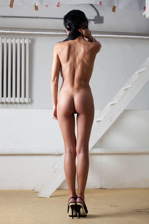 best female nude arse