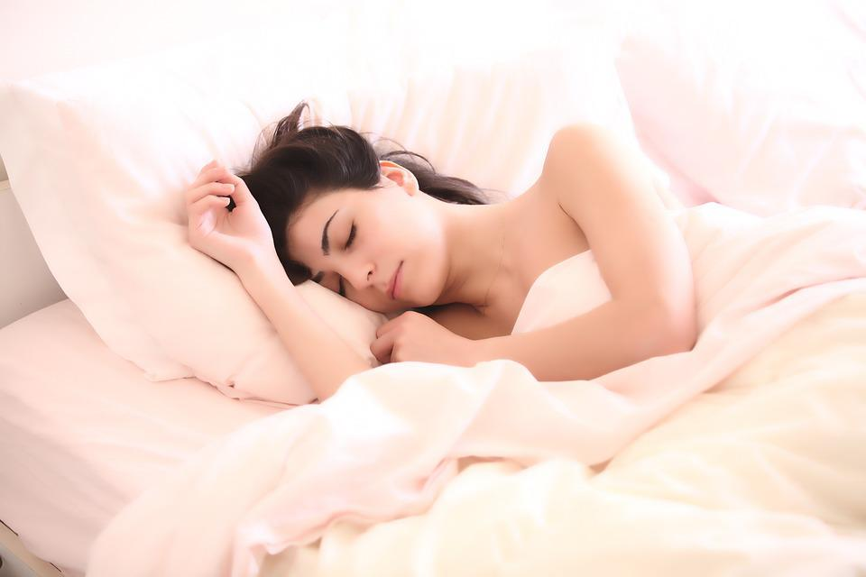 Woman, Asleep, Girl, Sleep, Bed, Cozy, Tired, Rest