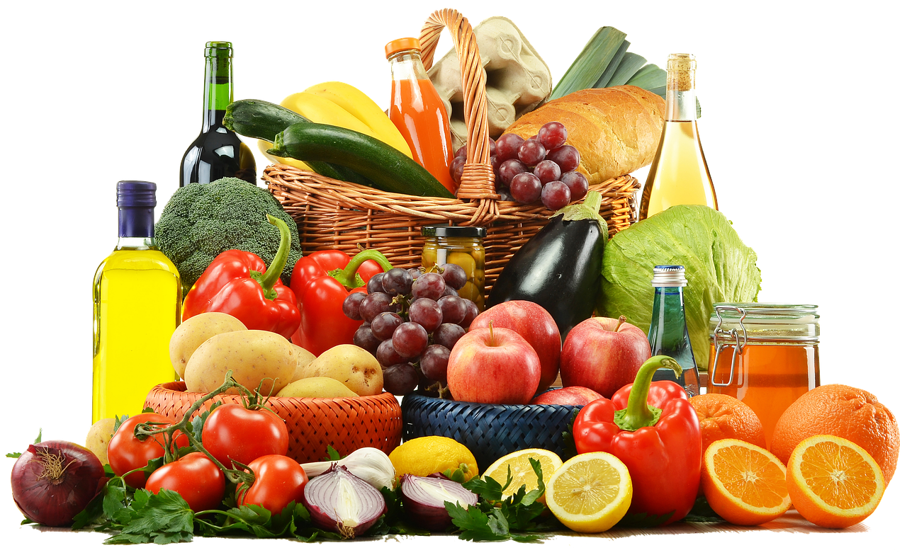Fruit Free Vegetables Healthy - Free image on Pixabay