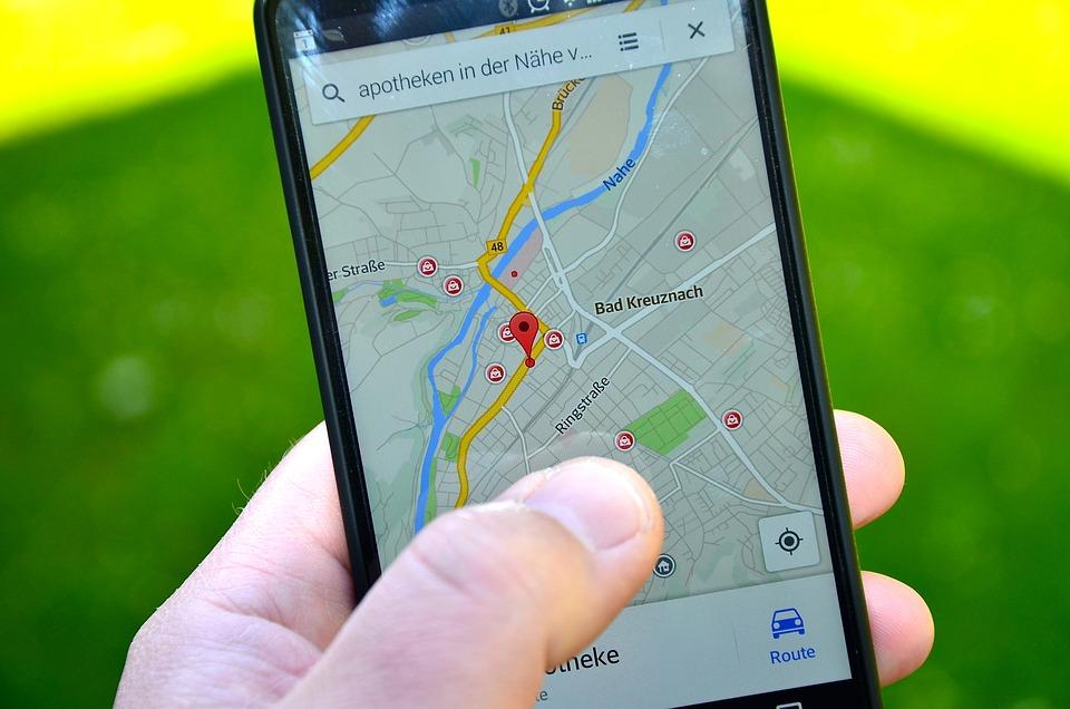 Smartphone, Location, Lg, Navigation, Maps, Media Photo,instagram par follower kaise badhaye
